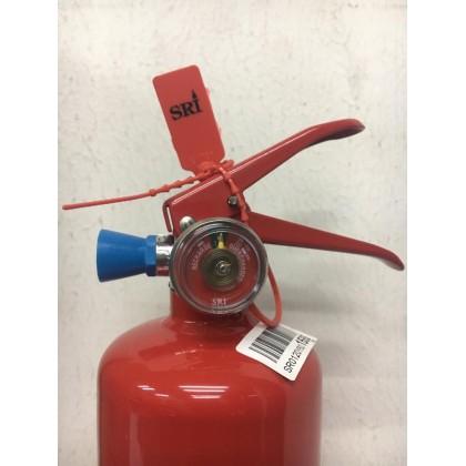 Portable 1Kg Fire Extinguisher SRI Dry Powder ABC