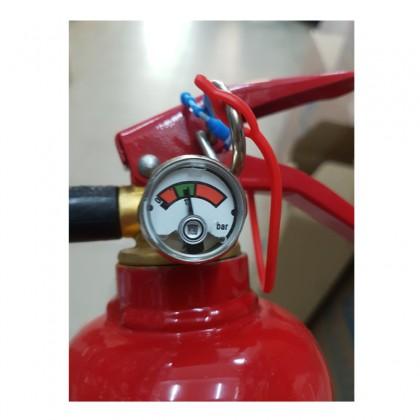 Porable 1kg Fire Extinguisher Flammart ABC Dry Powder